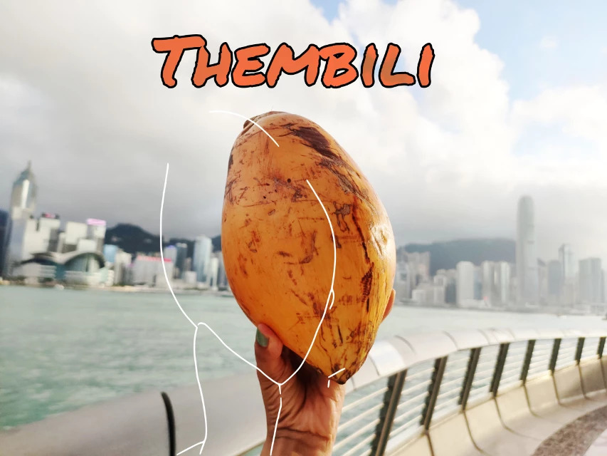 Thembili King coconut
