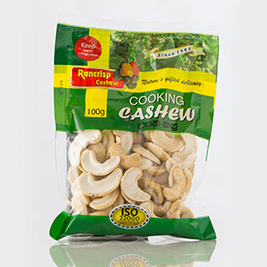 Ranscrisp Cooking Cashew Nuts