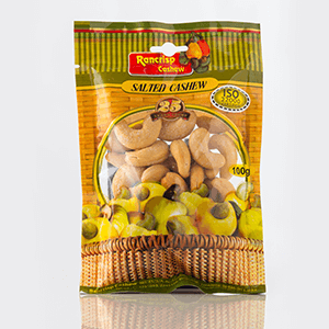Ranscrisp Salted Cashew Nuts